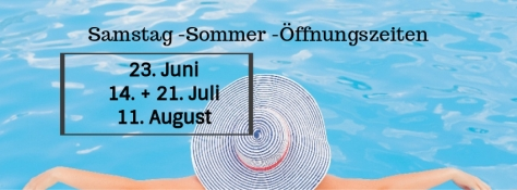 Sa Sommer Öffnungszeiten